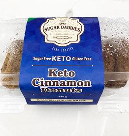 Sugar Daddies Sugar Daddies - Cinnamon Donuts (6 Pack)