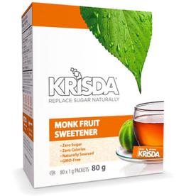 Krisda Krisda - Monk Fruit (80x1g)
