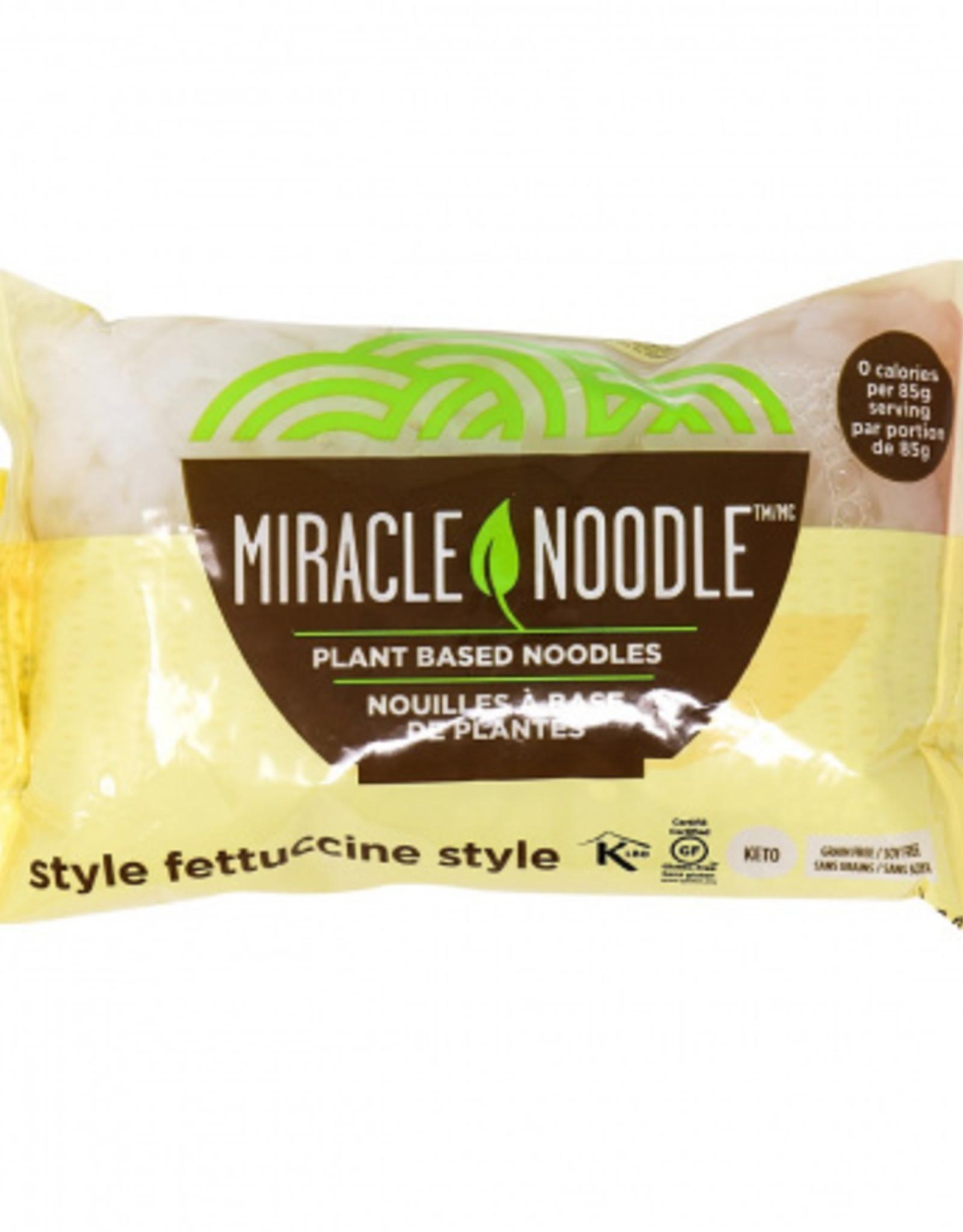 Miracle Noodle Kitchen Miracle Noodle - Shirataki Noodle, Fettuccine