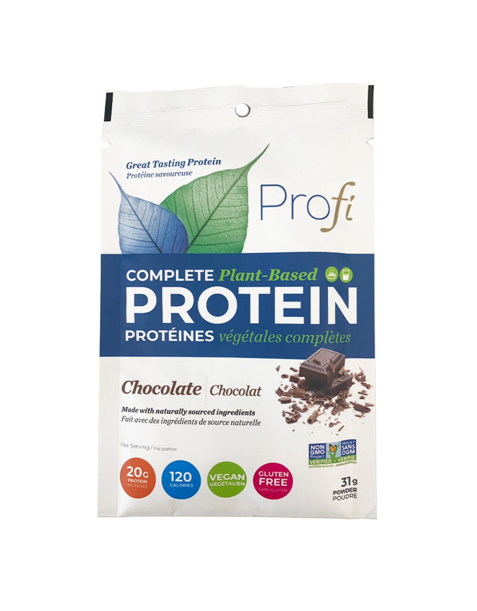 Profi Profi - Protein Powder, Chocolate (31g)