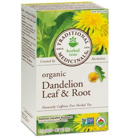 Traditional Medicinals Traditional Medicinals - Fair Trade Herbal Tea, Dandelion Leaf & Root