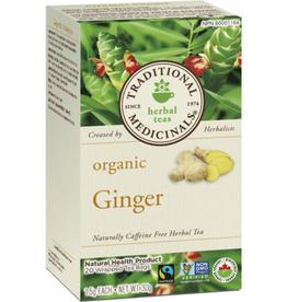 Traditional Medicinals Traditional Medicinals - Fair Trade Herbal Tea, Organic Ginger