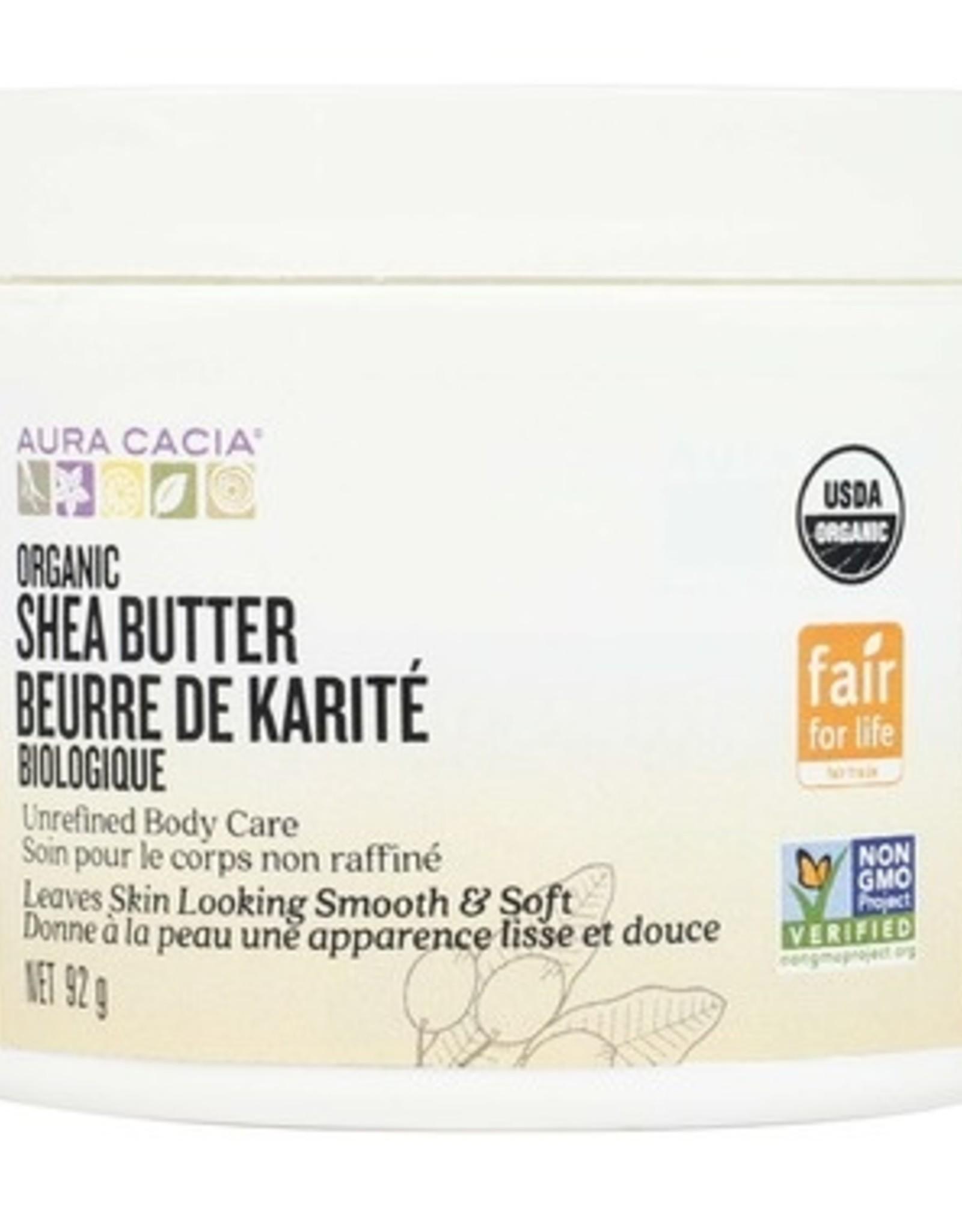 Aura Cacia Aura Cacia - Body Butter, Shea Butter (92g)