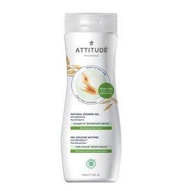 Attitude Attitude - Natural Body Wash, Nourishing Avocado Oil (473ml)