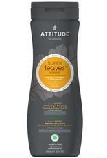 Attitude Attitude - Men 2in1 Shampoo & Body Wash, Sport (473ml)