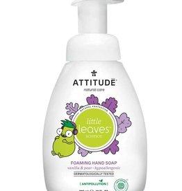 Attitude Attitude - Foaming Hand Soap, Vanilla & Pear (295ml)