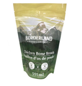 Borderland Borderland - Bone Broth, Chicken (591ml)
