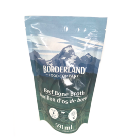 Borderland Borderland - Bone Broth, Beef (591ml)