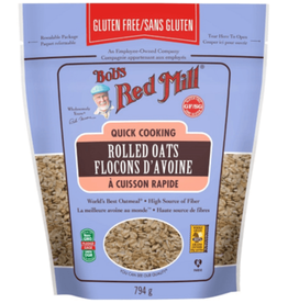 Bob's Red Mill Bobs Red Mill - Gluten Free Rolled Oats, Quick (794g)