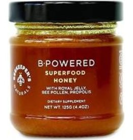 Beekeeper's Beekeepers - Superfood Honey, B-Powered (125g)