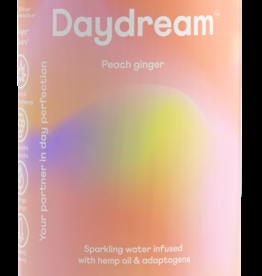 Daydream Daydream - Sparkling Hemp Water, Peach Ginger  (3555ml)
