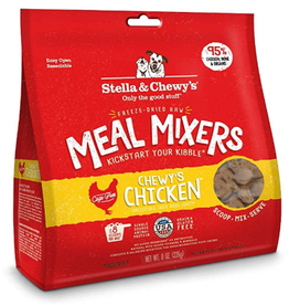 Stella & Chewy's Stella & Chewys - Freeze Dried Raw Meal Mixers, Chewys Chicken (510g)