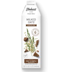 Elmhurst Elmhurst - Milked Oats, Chocolate (946ml)