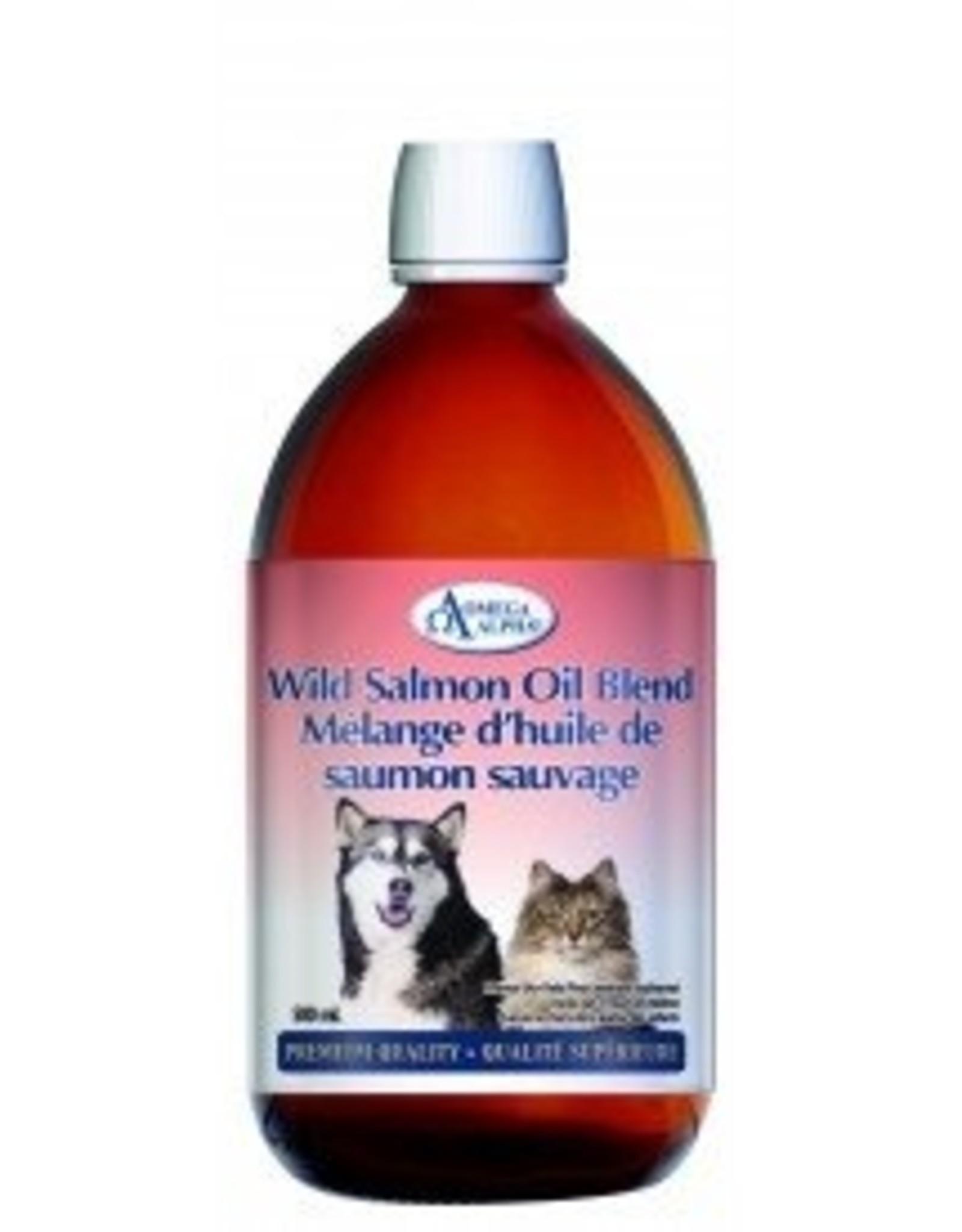 Omega Alpha Omega Alpha - Wild Salmon Oil (500ml)