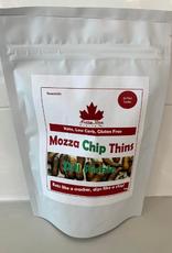 Nutty Bun Nutty Bun - Mozza Chips, Dill Pickle