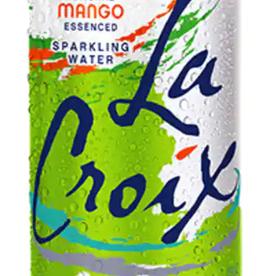 La Croix La Croix - Sparkling Water, Mango (Single)