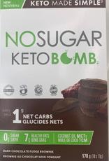 Vegan Pure Vegan Pure - Keto Bomb, Chocolate Fudge Brownie (10pc)