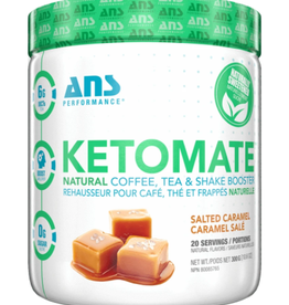 ANS Performance - Ketomate Salted Caramel  Booster(300g)
