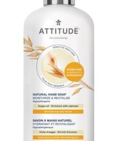 Attitude Hand Soap, Argan (473ml)