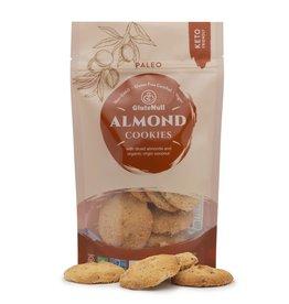 Glutenull Bakery GluteNull Bakery - Keto Cookies, Almond (210g)