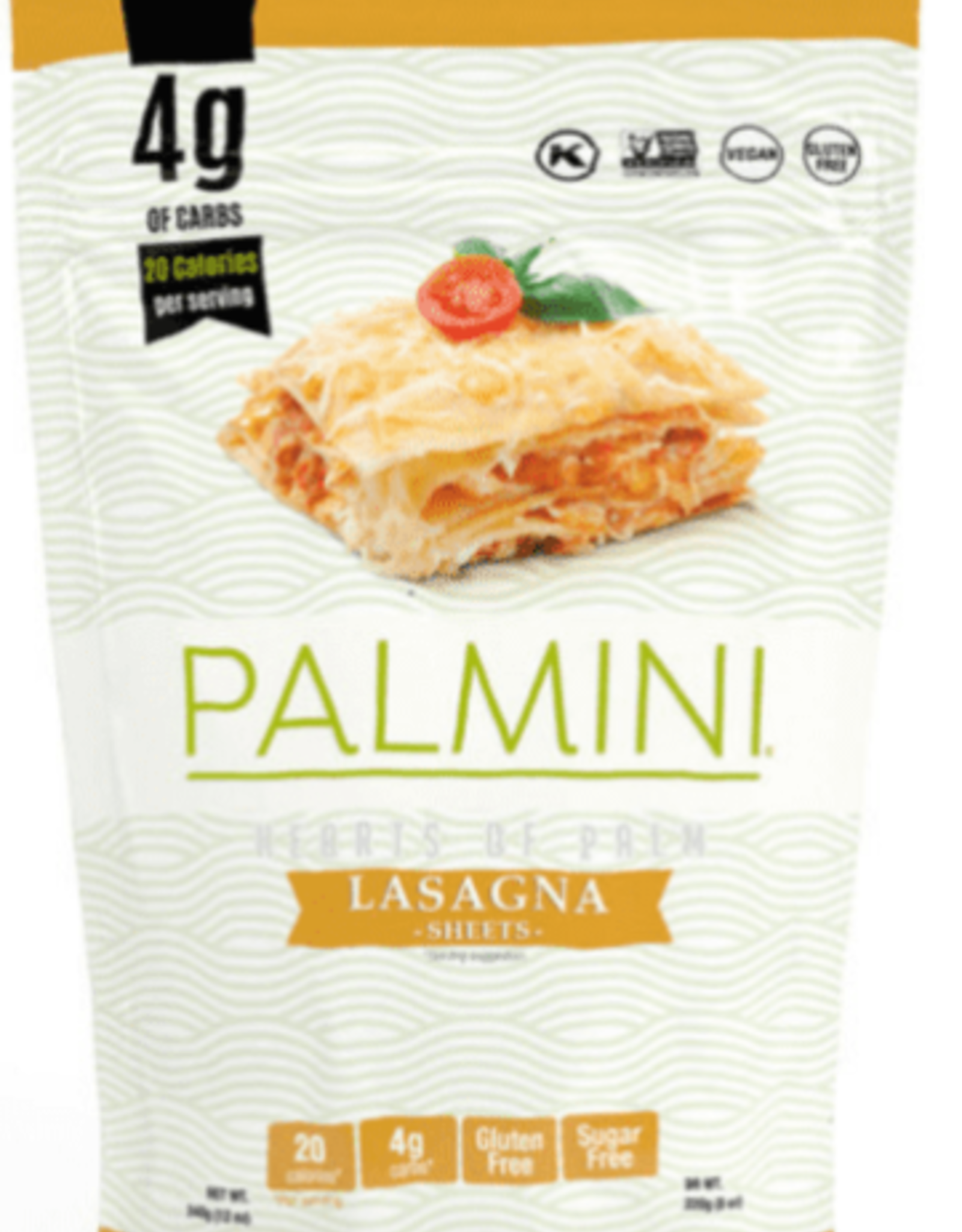 Palmini - Lasagna