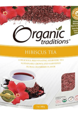 Organic Traditions Organic Traditions - Hibiscus Tea (200g)