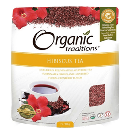 Organic Traditions Organic Traditions - Hibiscus Tea (200g)
