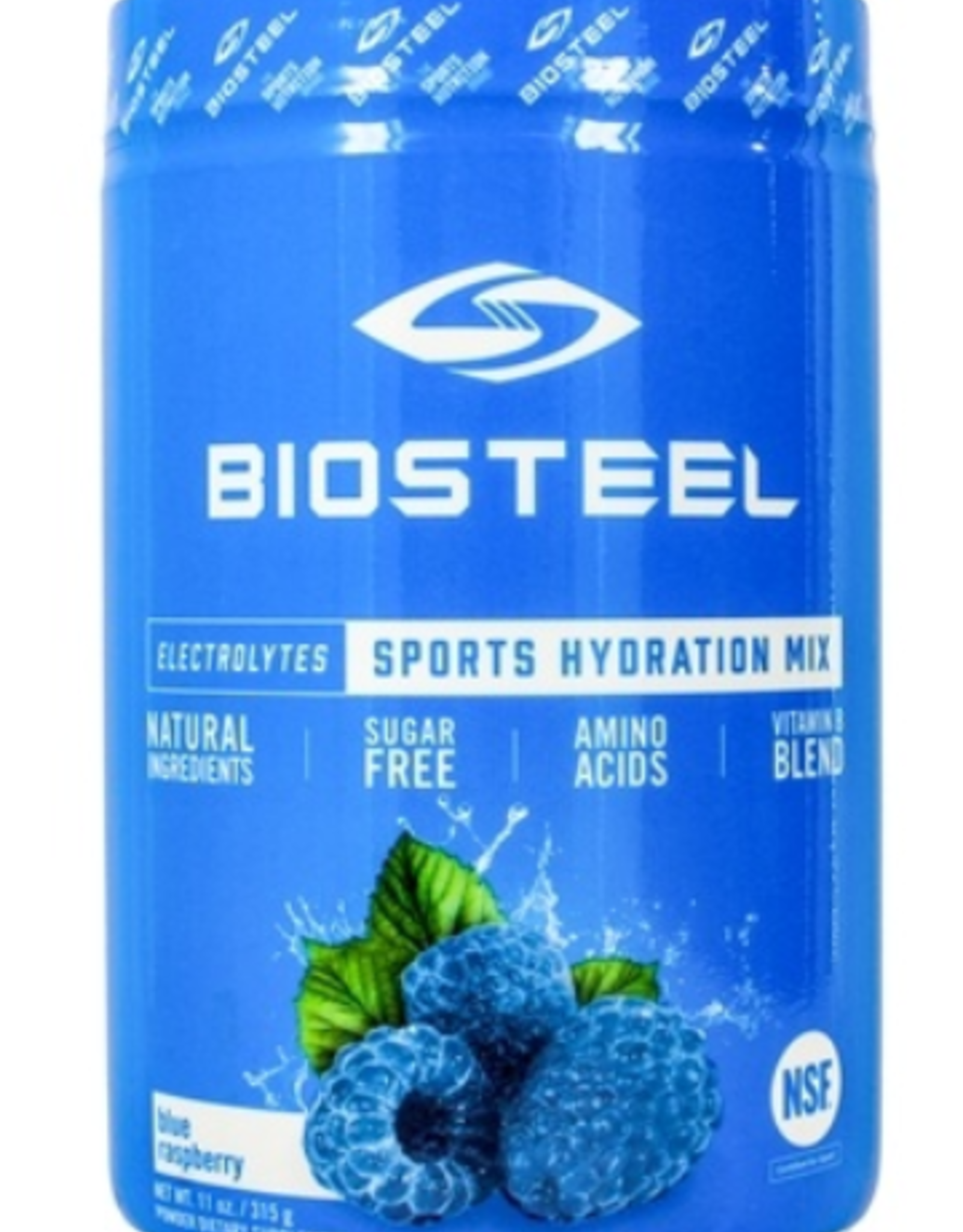 Biosteel Electrolytes, Blue Raspberry (315g)