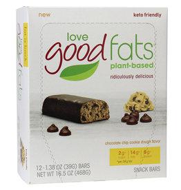 Love Good Fats Love Good Fats - Chocolate Chip Cookie Dough - CASE