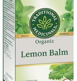 Traditional Medicinals - Fair Trade Herbal Tea, Lemon Balm