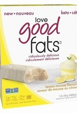 Love Good Fats Love Good Fats - Lemon Mousse - CASE