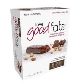 Love Good Fats Love Good Fats - Rich Chocolatey Almond - CASE