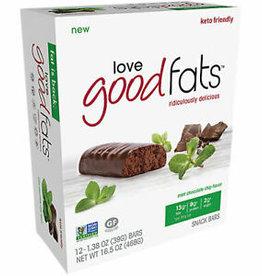 Love Good Fats Love Good Fats - Mint Chocolate - CASE