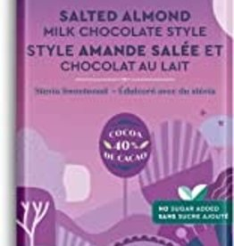 Lilys Sweets - 40% Milk Chocolate Salted Almond