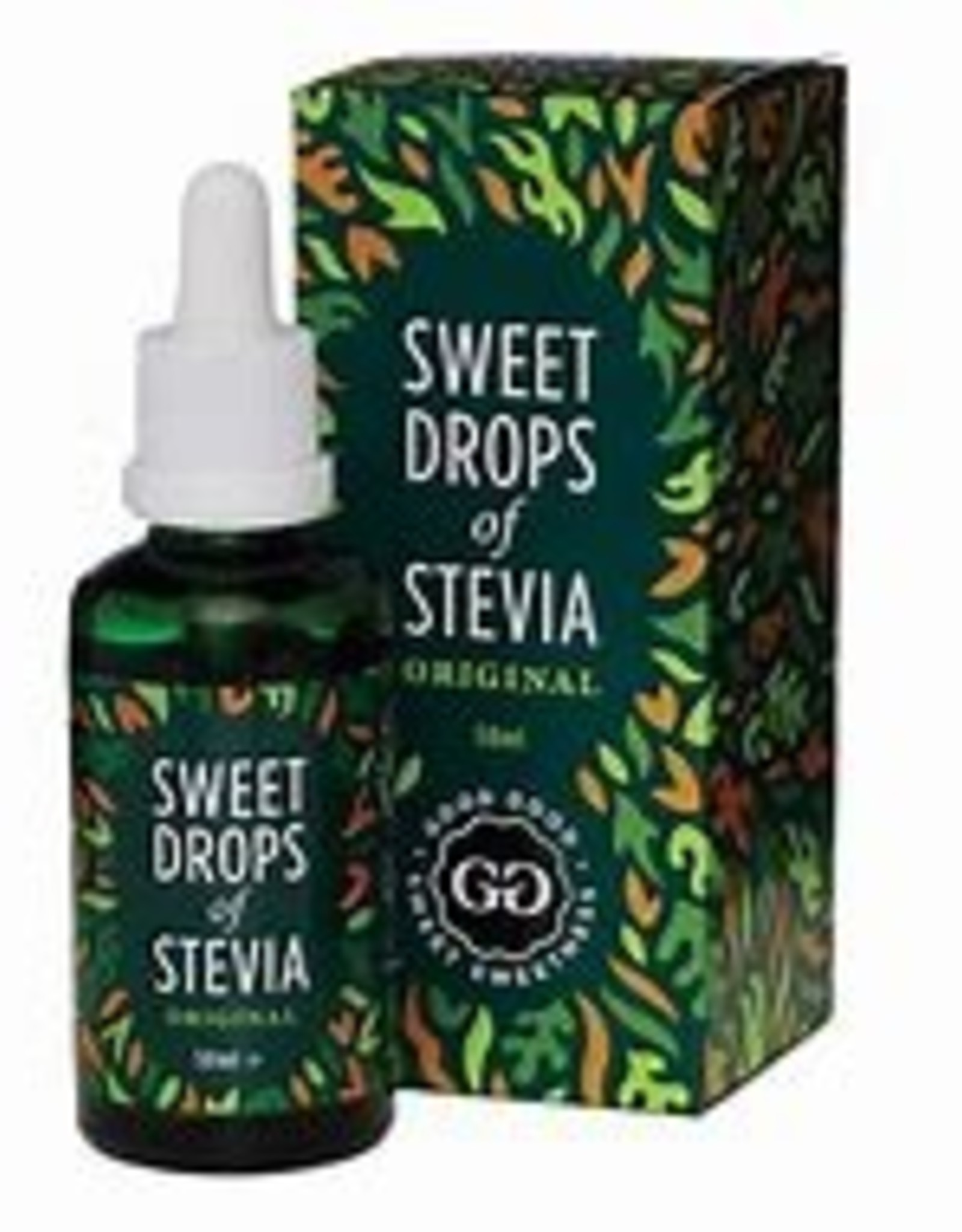 Good Good - Stevia drops - Original (50ml)