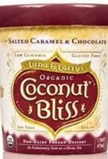 Coconut Bliss Coconut Bliss - Pints, Salted Caramel & Chocolate (473ml)