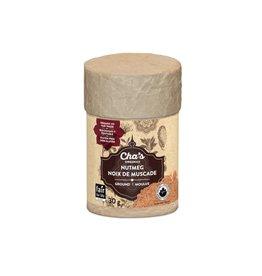Cha's Organics Chas Organics - Nutmeg Ground  (30g)