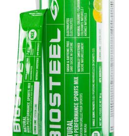 Biosteel Electrolytes, Lemon Lime Tube (12 pack)