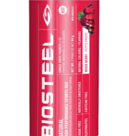 Biosteel Electrolytes, Mixed Berry Tube (12 pack)