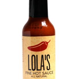 Lolas - Hot Sauce, Ghost Pepper
