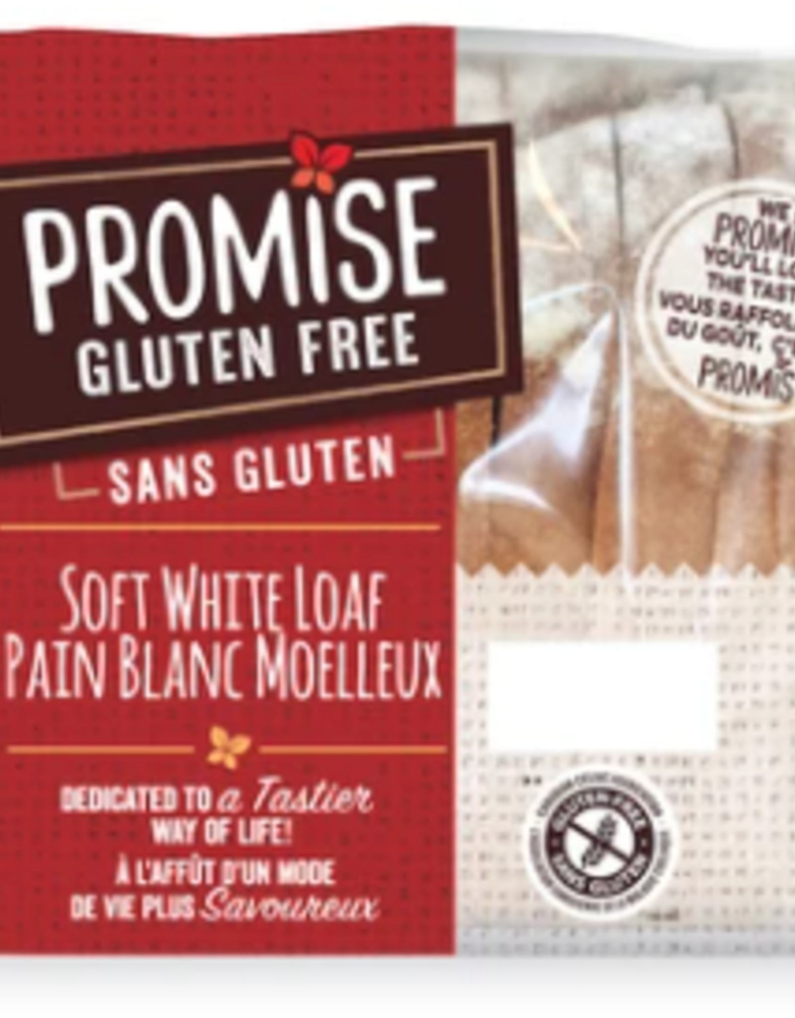 Promise Gluten Free Promise Gluten Free - Soft White Loaf