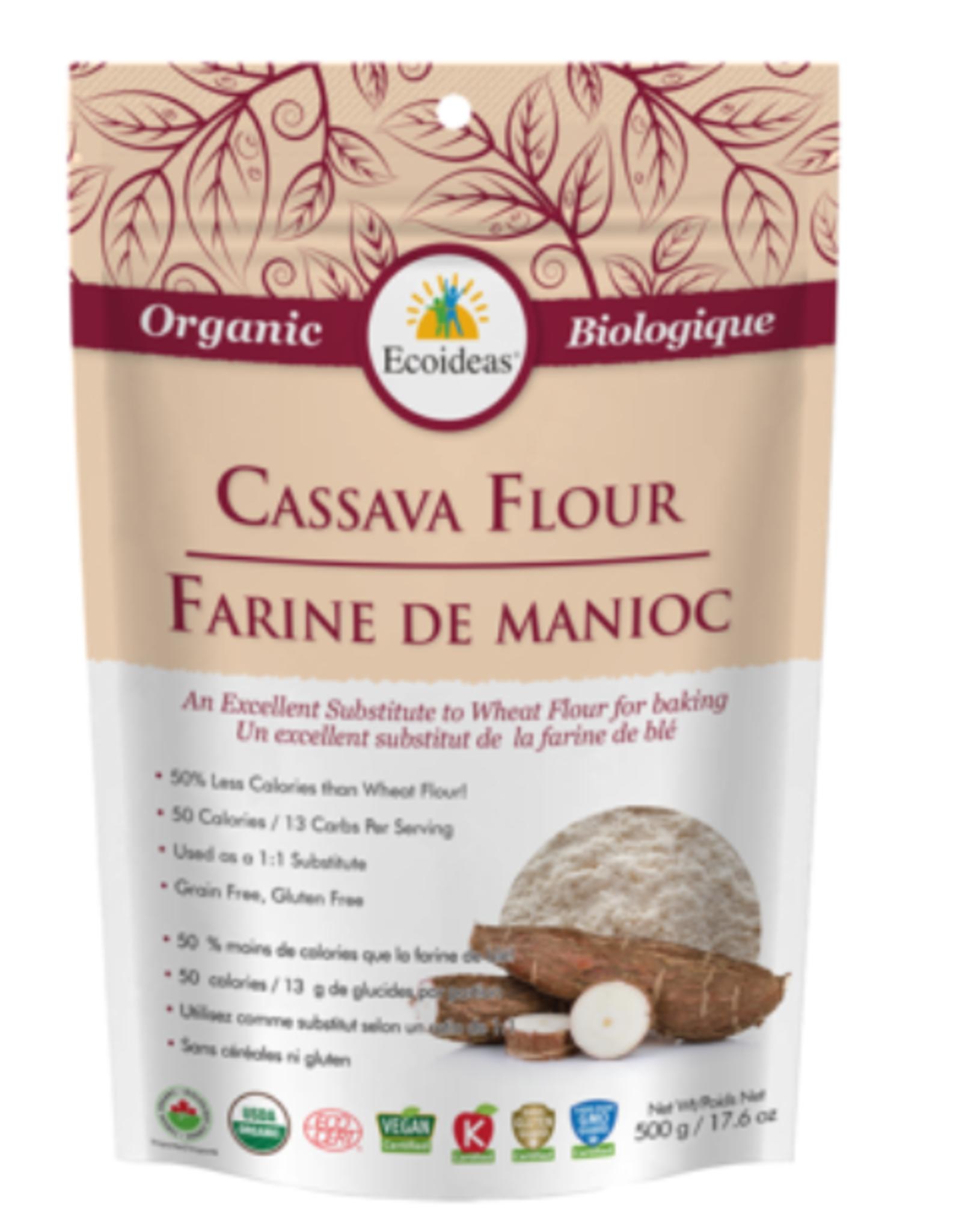 Ecoideas - Organic Cassava Flour (500g)