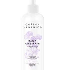 Carina Organics Carina Organics - Daily Face Wash, Unscented (250ml)