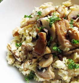 Alter Eato - Mushroom Risotto