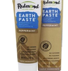 Redmond - Earth Paste, Peppermint  (113g)