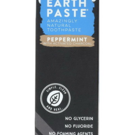 Redmond - Earth Paste, Peppermint Charcoal (113g)