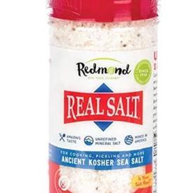 Redmond - Real Salt,  Ancient Kosher Course Sea Salt Shaker (284g)