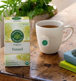 Organic Traditions Traditional Medicinals - Tea, Fennel (20bags)