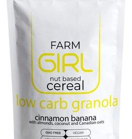 Farm Girl Farm Girl - Cereal,  Cinnamon Banana (420g)