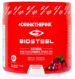 Biosteel Electrolytes, Mixed Berry  (140g)